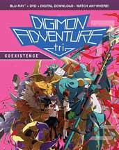 DIGIMON TRI ADVENTURE: COEXISTENCE cover image