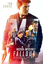 MISSION: IMPOSSIBLE - FALLOUT cover image