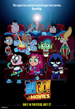 TEEN TITANS GO! TO THE MOVIES cover image