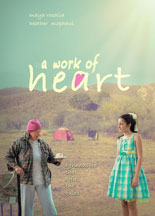 WORK OF HEART, A cover image