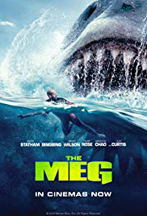 MEG, THE cover image