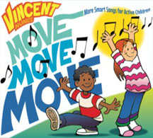 VINCENT NUNES: MOVE, MOVE, MOVE cover image