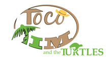 TOCO TIM AND THE TURTLES cover image