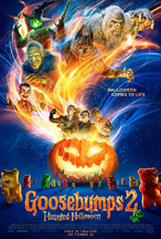 GOOSEBUMPS 2: HAUNTED HALLOWEEN cover image
