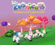 ZOONICORN SING-ALONG SONGS VOL. 1 cover image