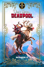 ONCE UPON A DEADPOOL cover image