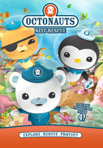 OCTONAUTS: REEF RESCUE cover image