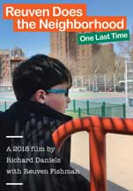 REUVEN DOES THE NEIGHBORHOOD-ONE LAST TIME cover image