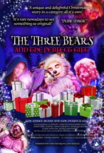 THREE BEARS AND THE PERFECT GIFT, THE cover image