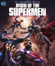 REIGN OF THE SUPERMEN cover image