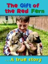 GIFT OF THE RED FERN, THE cover image