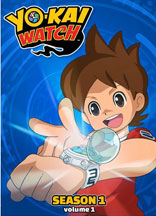 YO-KAI WATCH: SEASON 1, VOLUME 1