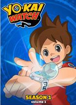YO-KAI WATCH: SEASON 1, VOLUME 1 cover image