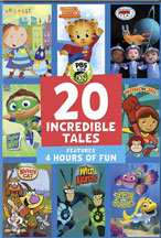 PBS KIDS: 20 INCREDIBLE TALES