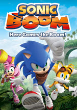 SONIC BOOM: HERE COMES THE BOOM