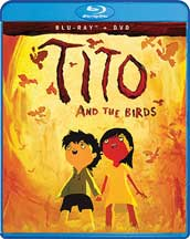 TITO AND THE BIRDS cover image