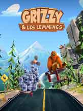 GRIZZY AND THE LEMMINGS: GAME MADNESS