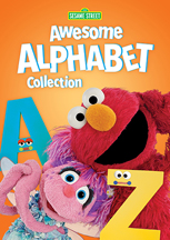 SESAME STREET: AWESOME ALPHABET COLLECTION