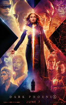 DARK PHOENIX cover image