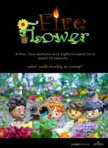FIRE FLOWER cover image