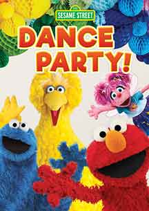 SESAME STREET: DANCE PARTY! cover image