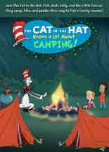 CAT IN THE HAT KNOWS A LOT ABOUT CAMPING (2019) cover image