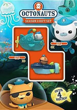 OCTONAUTS, THE: SEASON 3 cover image