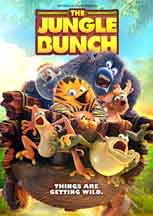JUNGLE BUNCH, THE cover image