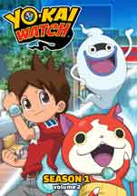 YO-KAI WATCH: SEASON 1, VOLUME 2