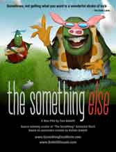SOMETHING ELSE, THE cover image