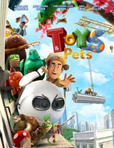 TOYS & PETS cover image