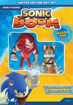 SONIC BOOM: SEASON 1, VOL 2 (2 DISCS) cover image