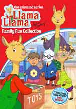 LLAMA LLAMA FAMILY FUN COLLECTION