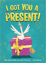 I GOT YOU A PRESENT! cover image