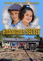 GRANDMAS SECRET cover image