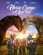 HORSE CAMP: A LOVE TAIL cover image