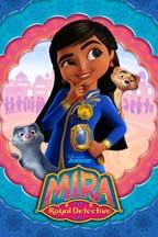 MIRA, ROYAL DETECTIVE cover image