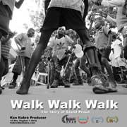 WALK WALK WALK: THE STORY OF STAND PROUD cover image