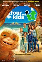 FOUR KIDS AND IT (2020) cover image