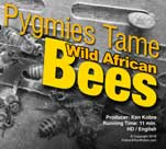 PYGMIES TAME WILD AFRICAN BEES cover image