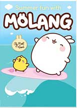 SUMMER FUN WITH MOLANG cover image