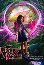 UPSIDE -DOWN MAGIC (2020) cover image