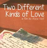 TWO DIFFERENT KINDS OF LOVE cover image