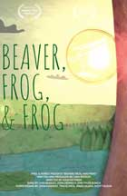 BEAVER, FROG, AND FROG BFF