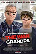 WAR WITH GRANDPA cover image