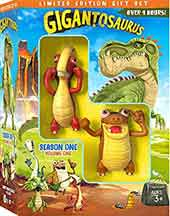 GIGANTOSAURUS: SEASON 1, VOL. 1