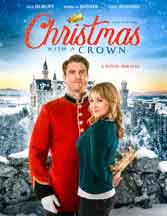 CHRISTMAS WITH A CROWN cover image