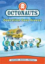 OCTONAUTS: OPERATION DEEP FREEZE cover image