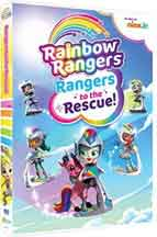 RAINBOW RANGERS: RANGERS TO THE RESCUE cover image