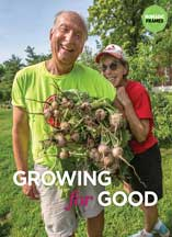 GROWING FOR GOOD cover image